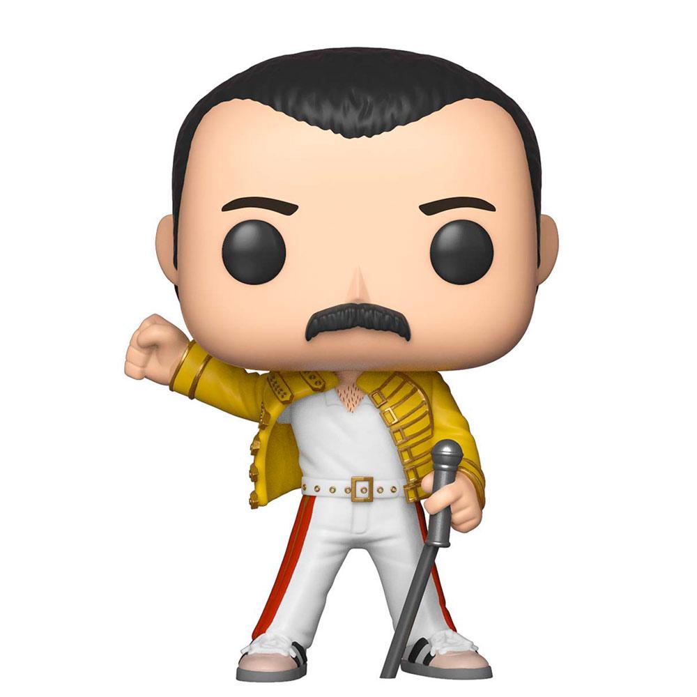 Foto de Funko Pop Queen - Freddie Mercury 96 (Wembley 1986)