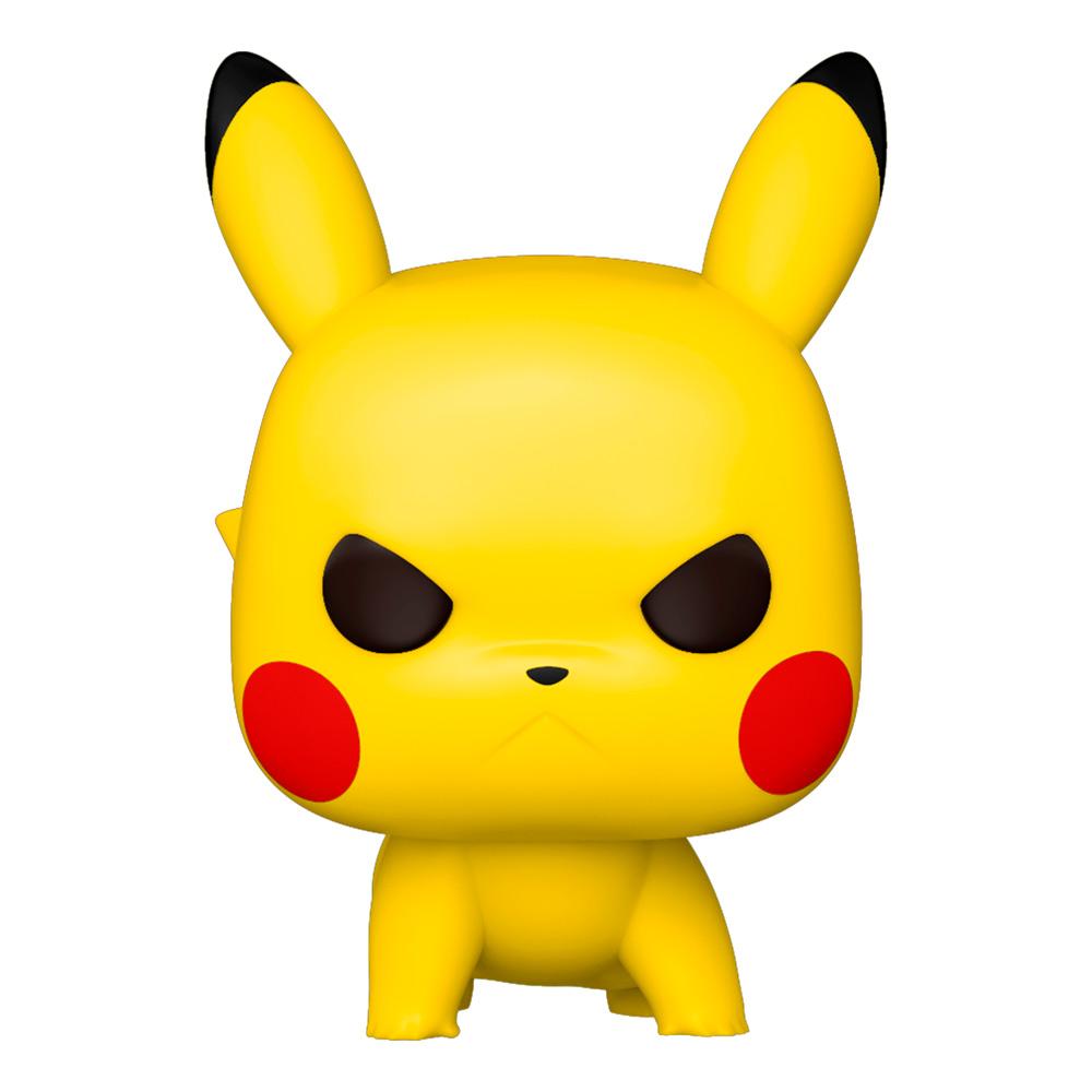 Foto de Funko Pop Pokemon - Pikachu 779 (pose ataque)