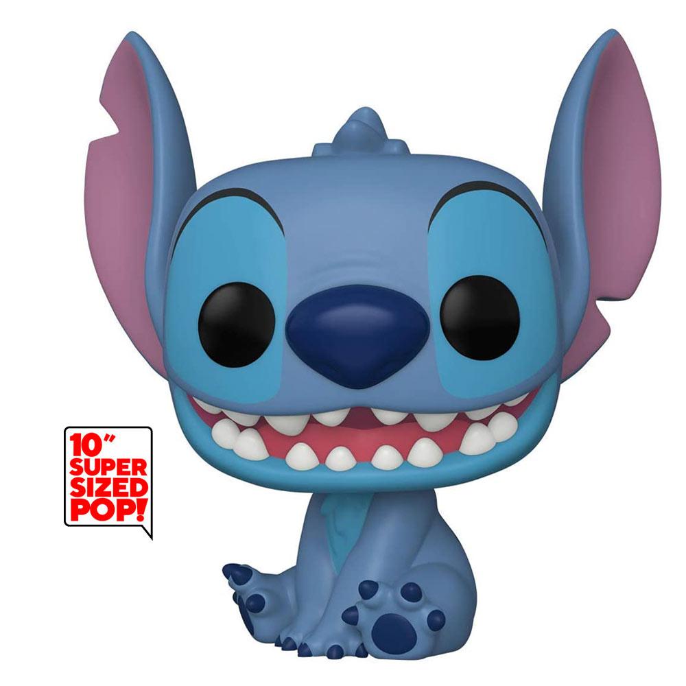 Foto de Funko Pop Disney Lilo y Stitch - Stitch 1046 (10 Pulgadas)