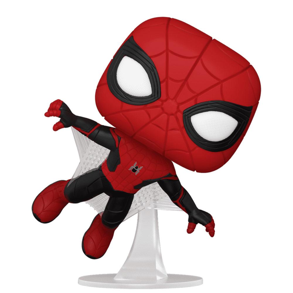 Foto de PRE-VENTA: Funko Pop Spiderman No Way Home - Spiderman Upgraded Suit 923 (Traje Mejorado)