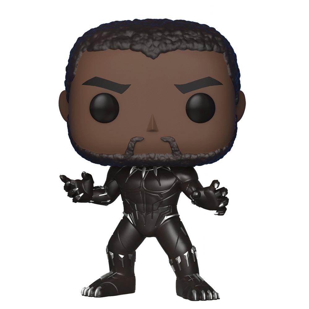 Foto de Funko Pop Marvel - Black Panther 273